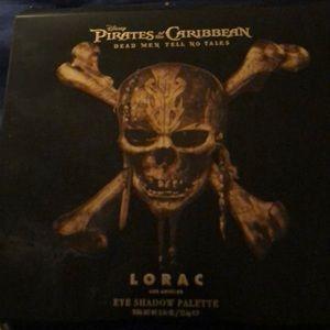 LORAC Makeup - Pirates of the Caribbean Palette